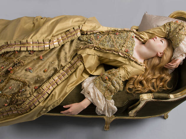 Philippe Curtius, Sleeping Beauty 1989, after 1765 original
