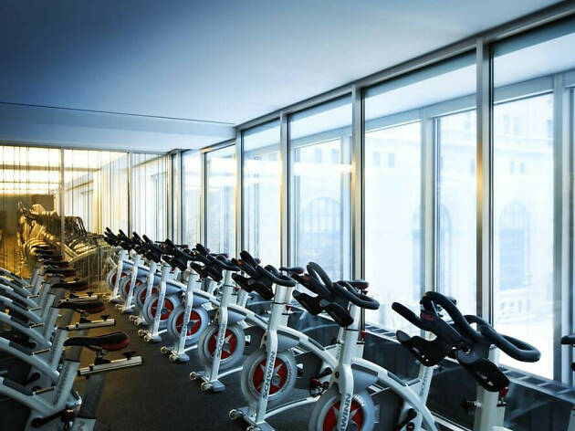 Equinox Chestnut Hill >> Equinox Sports And Fitness In Boston Boston