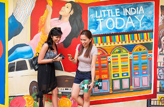Artwalk Little India, Singapore Art Week