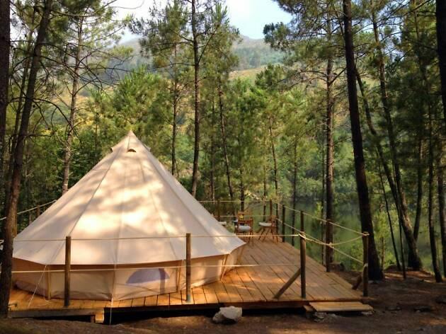 Lima Escape Camping