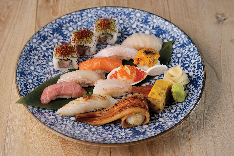 Sushi Senju