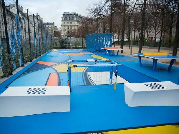 Playground des Halles