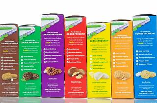 Girl Scout Cookie season is here to kick off 2019!
