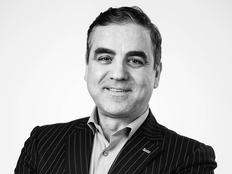 Julio Bruno, Group Chief Executive Officer