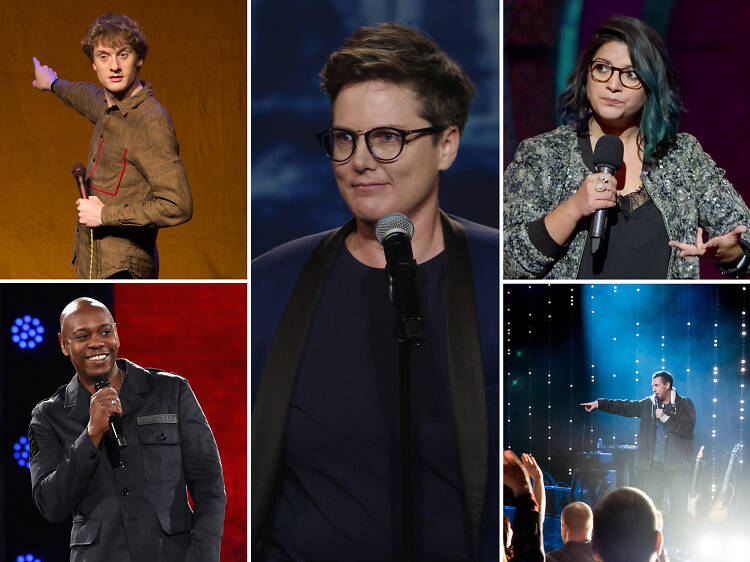 The best stand-up comedy on Netflix