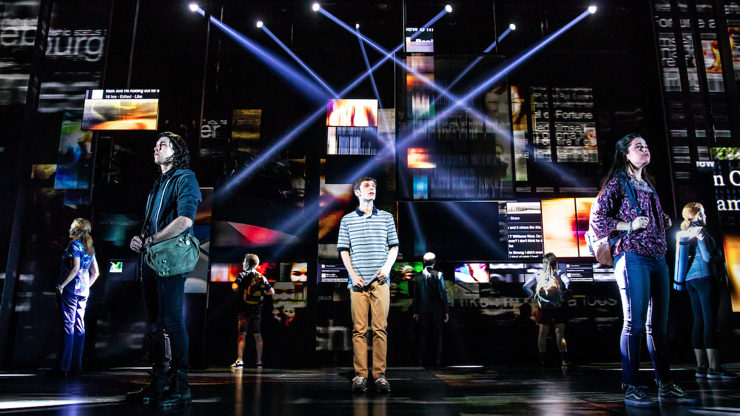 'Dear Evan Hansen' doesn't just pull at your heartstrings—it yanks them out of your chest