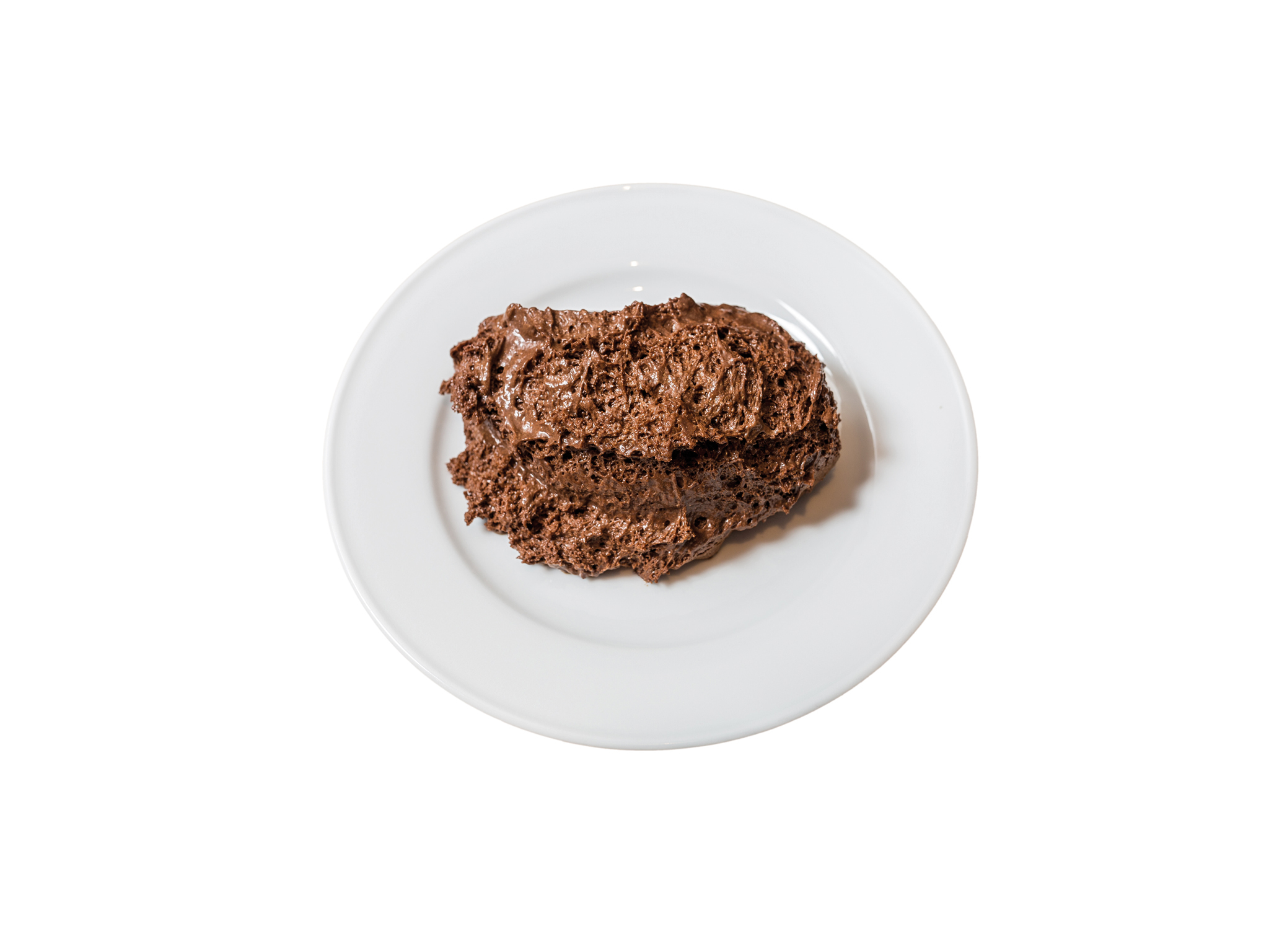 Mousse de Chocolate - Cacué