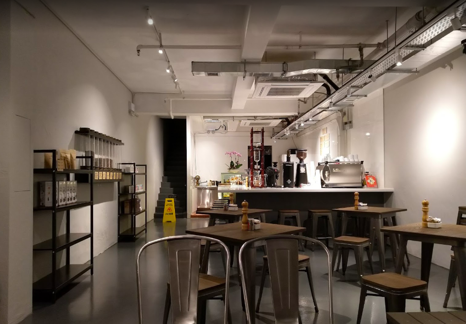 Five of our favourite coffee shops in Sheung Wan
