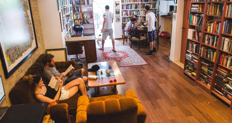 Literary libations: the best Tel Aviv cafés that double as bookstores