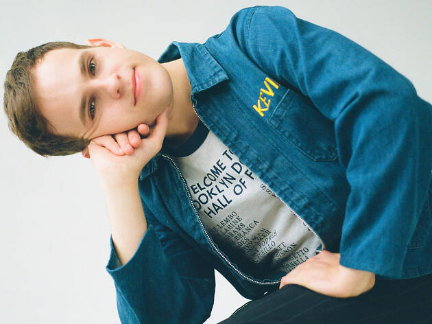 Taylor Trensch takes us through his Dear Evan Hansen recovery routine