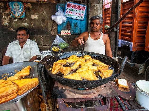 The best Delhi street food