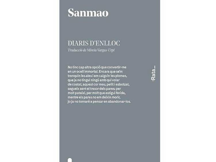Diaris d'enlloc, de Sanmao