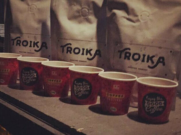 Troika Roasting Co.