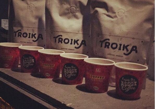 Troika Roasting Co.