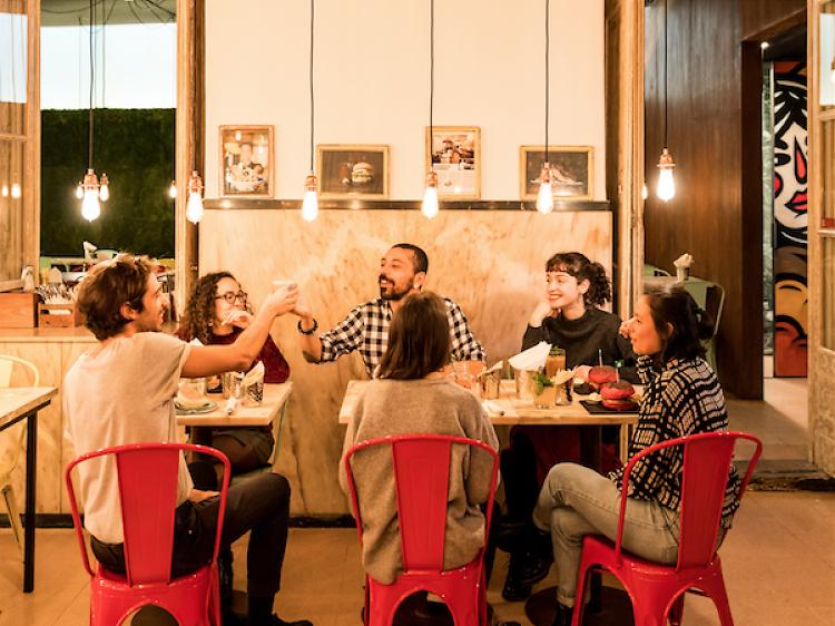 Os melhores restaurantes no Bairro Alto