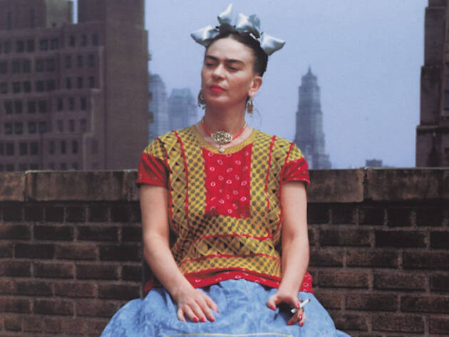 """""""Frida Kahlo: Appearances Can Be Deceiving"""""""