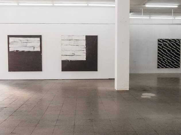 Joaquim Chancho. En blanc i negre