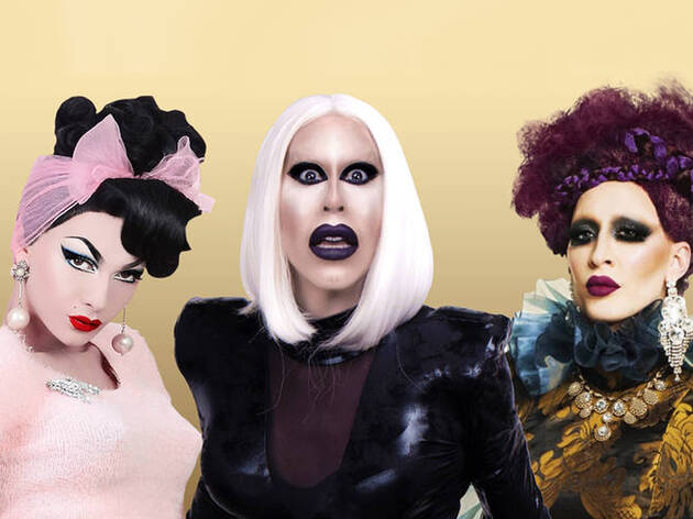RuPaul's Drag Race - Werq The World