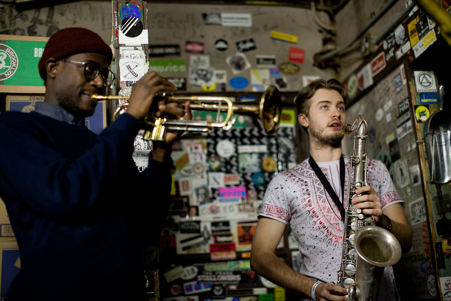 The Winter Jazzfest guide