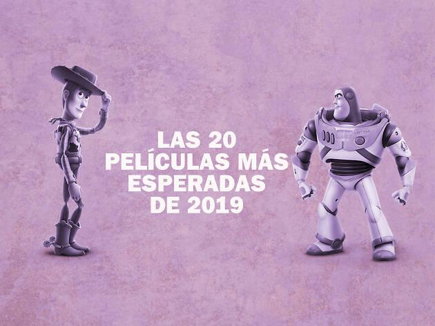 Las 20 películas más esperadas de 2019