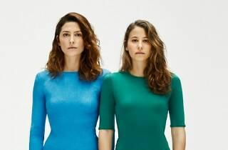 Hermanas (Bárbara e Irene)