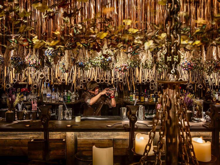 Hong Kong's best themed cocktail bars