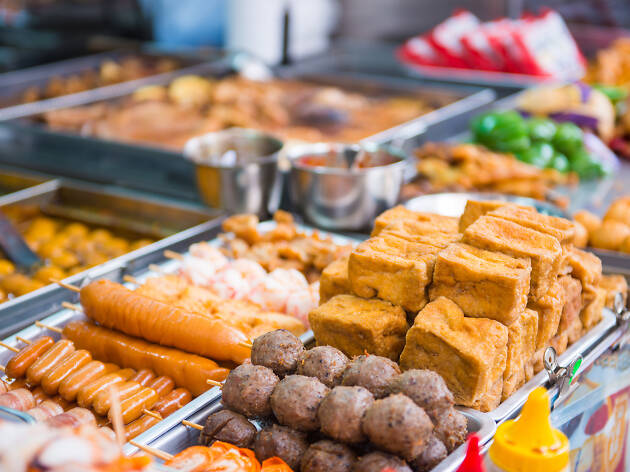Hong Kong's best street food essentials
