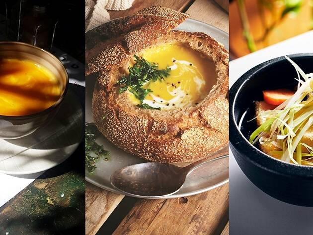 Top Israeli Chefs Share Their Favorite Winter Soup Recipes
