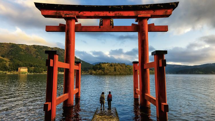 Hakone Shrine day trip