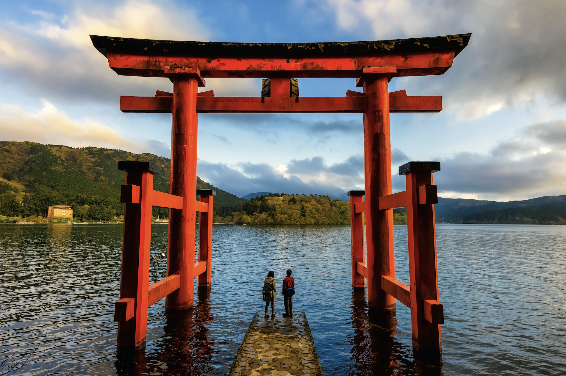 Hakone Shrine day trip