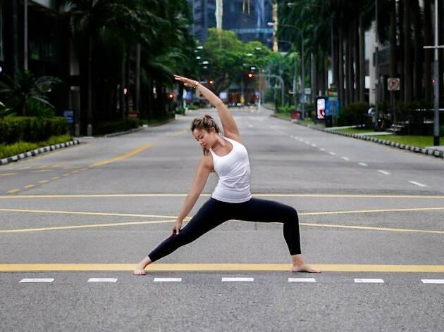 freedom yoga