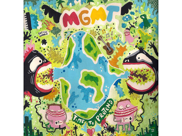 time to pretend mgmt free download