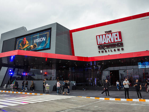 SEA's only Marvel-themed complex to shut down on Jan 29