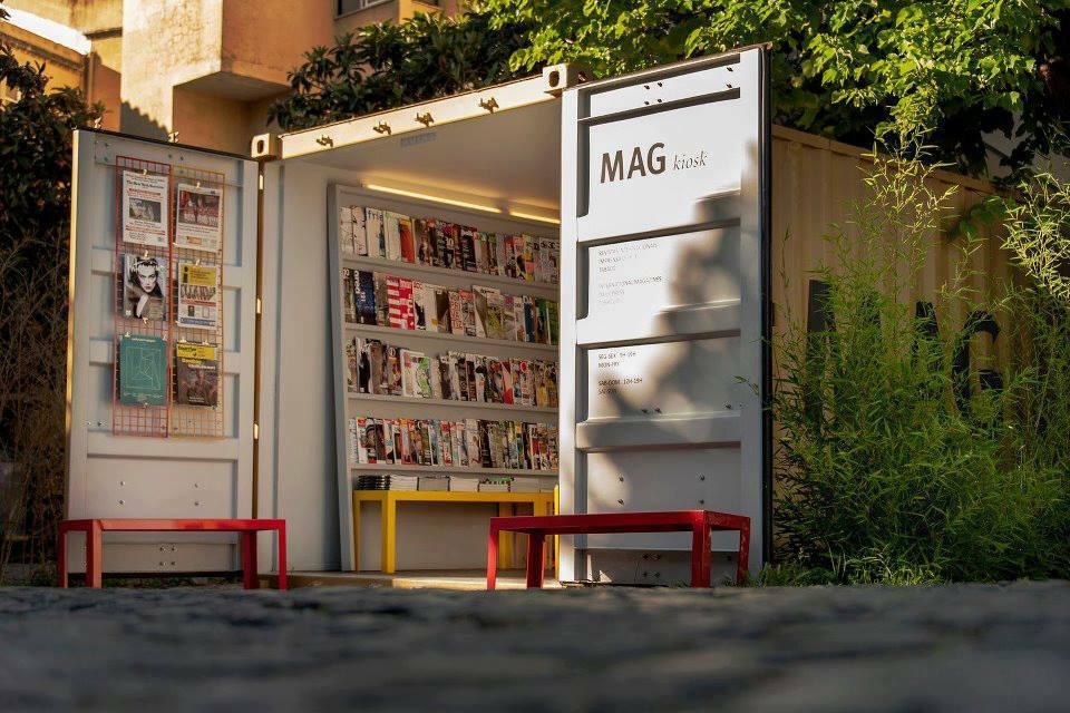 MAG Kiosk
