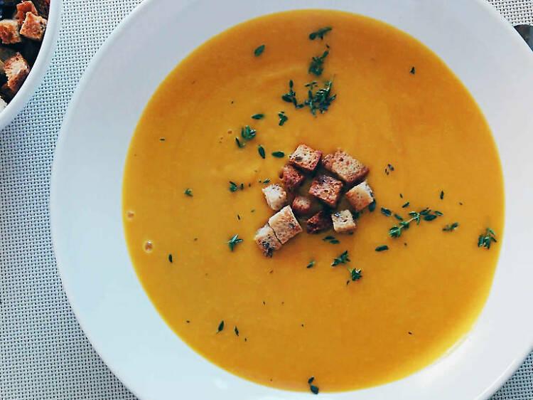 Les meilleurs restaurants à soupe de Paris