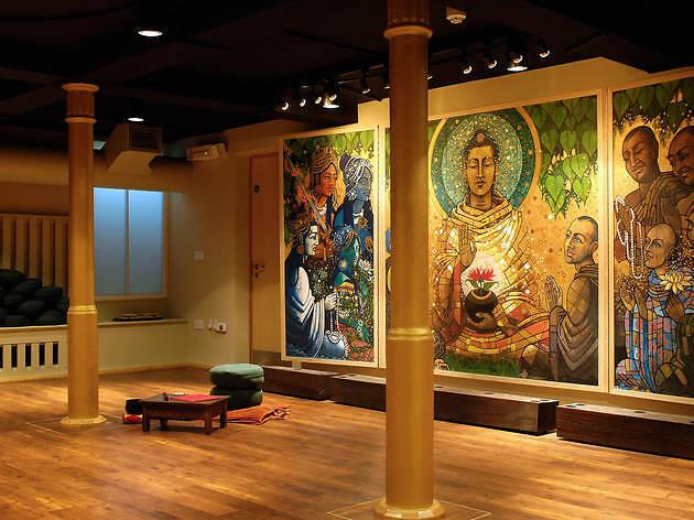 Buddhist Centre Open Day