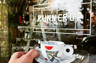 Runner Of Coffee