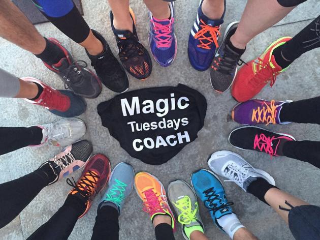 Magic Runners