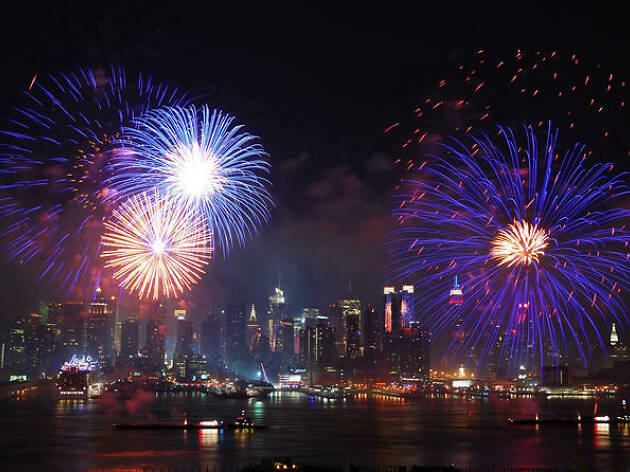 Circle Line: 4th of July Evening Cruise with Optional VIP Upgrade