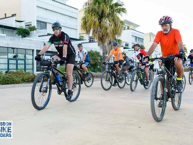 Lisbon Bike Riders