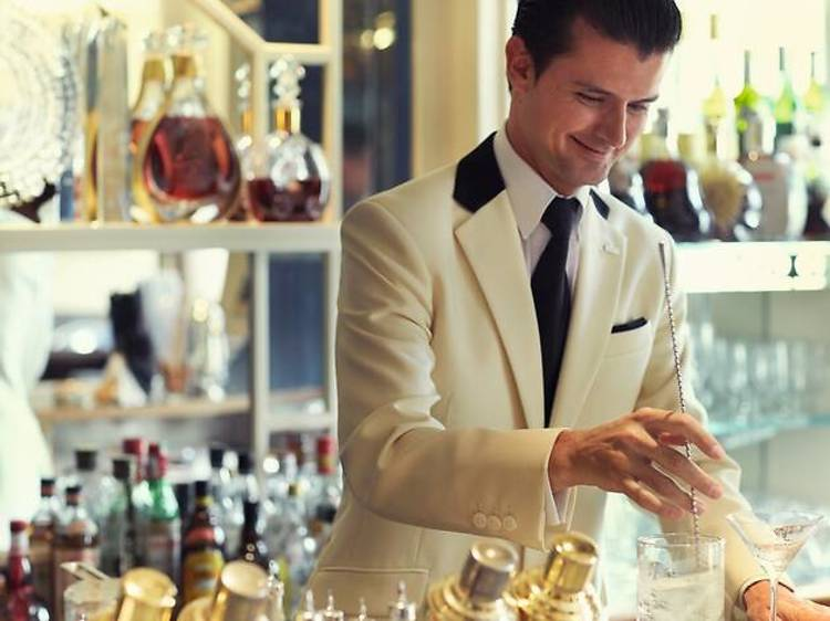 The star bartender at The Savoy is opening his own place