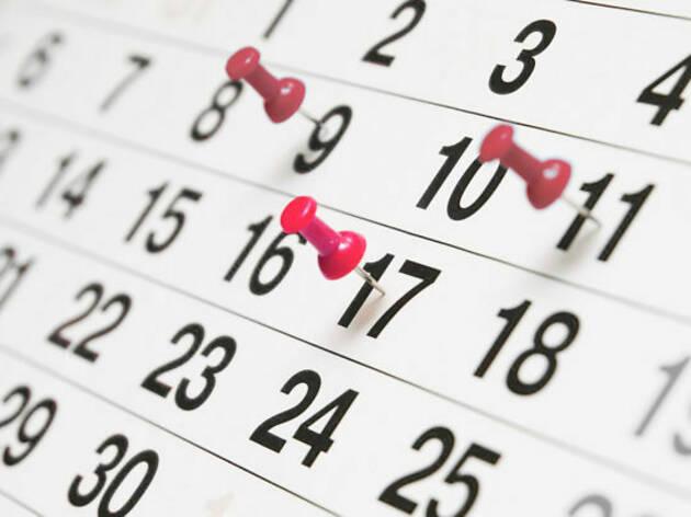 Calendari 2019: dies festius i ponts que t'alegraran l'any