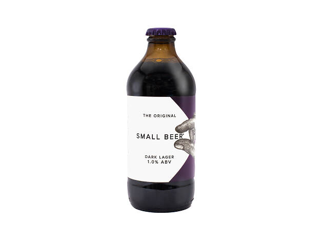 low abv beer - small beer dark lager