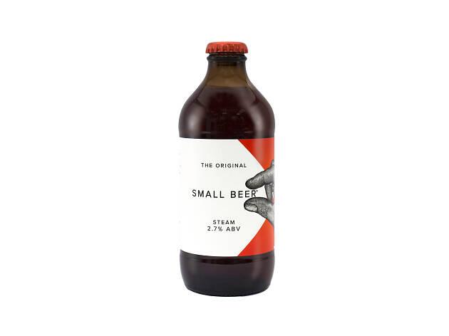 low abv beer - Small Beer Steam