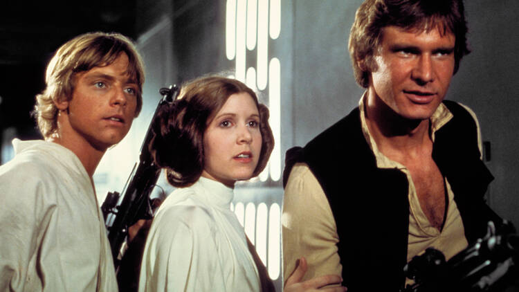 Star Wars: Uma Nova Esperança (1977)