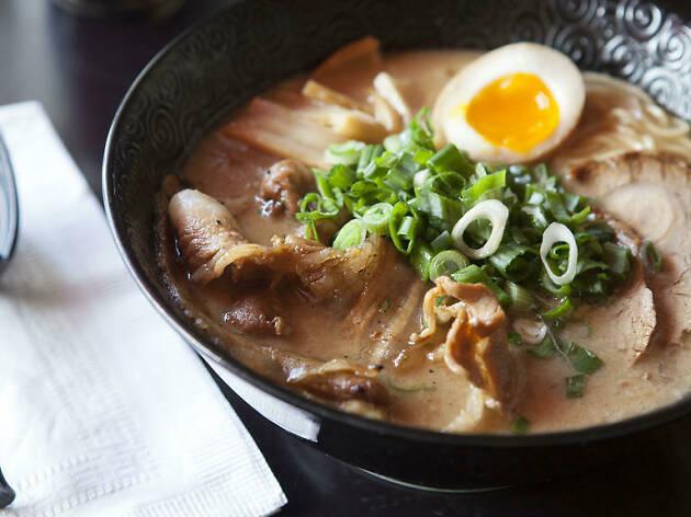 14 spots où slurper les meilleurs ramens, udon et soba