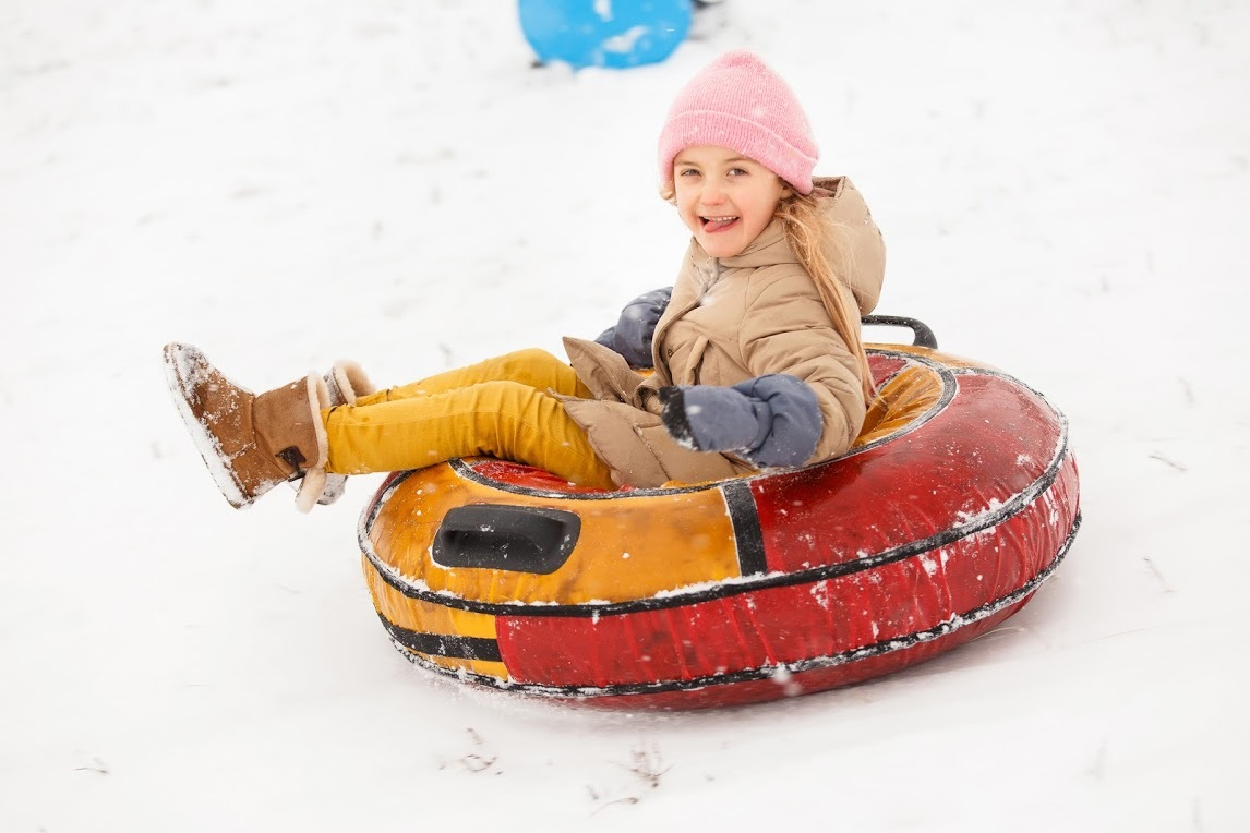 Where to go snow tubing near NYC