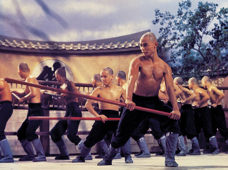 The 36th Chamber of Shaolin | 少林卅六房 (1978)