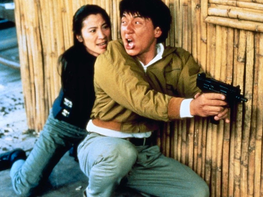 Police Story 3 – Supercop