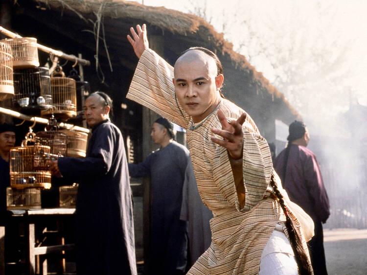 The Legend of Fong Sai-yuk | 方世玉 (1993)